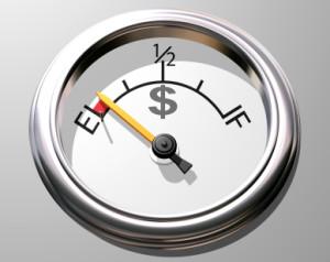 Dollar gauge